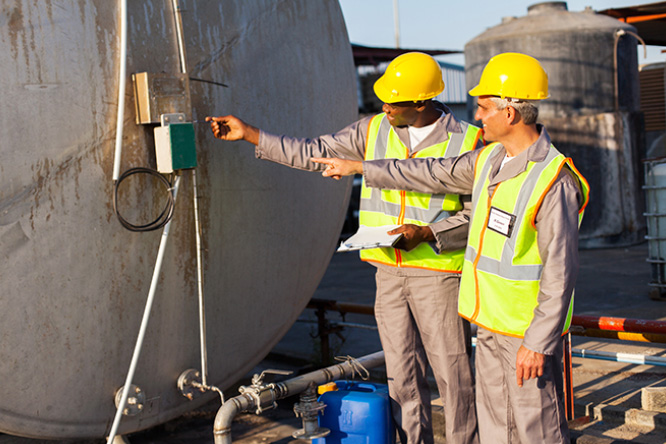 How to know if you are meeting API 653 Inspection Standards?